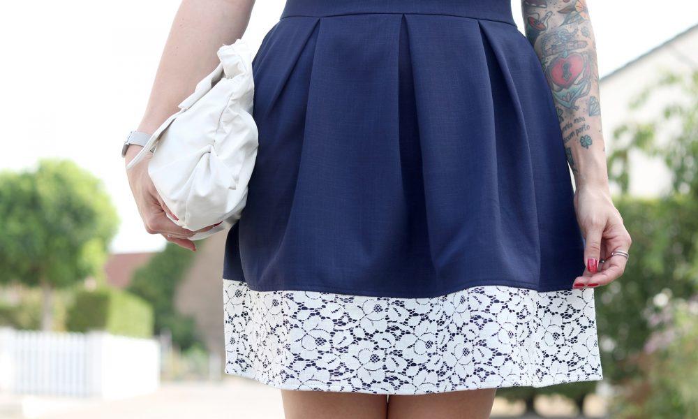Kleid von zalando werbung