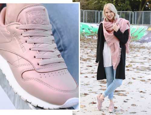 modeblogger-karlsruhe-outfit-herbst-skinnyjeans-rosa-schal-strickcardigan-reebok-classics-pearlized-metallic-24