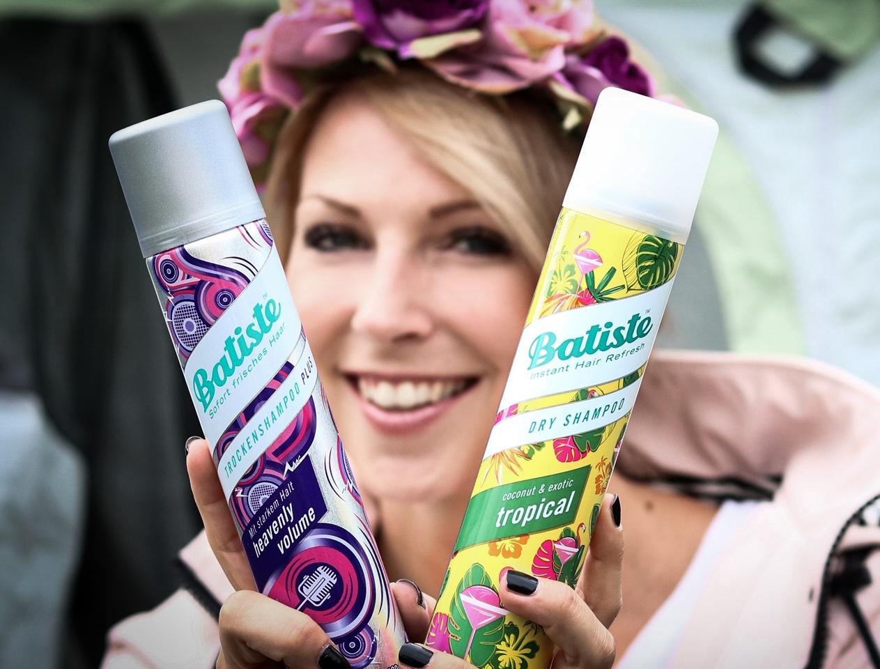 Festivalfeeling: Frische Haare ohne Duschen - Lavie Deboite