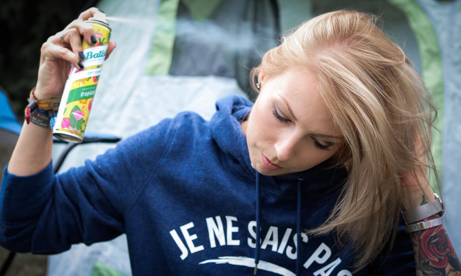 Batiste Trockenshampoo Tropical frische Haare ohne Waschen Volumen (4) - Lavie Deboite