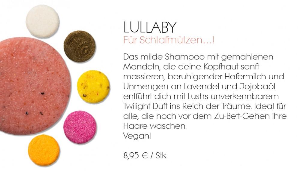 Lullaby Lush festes Shampoo