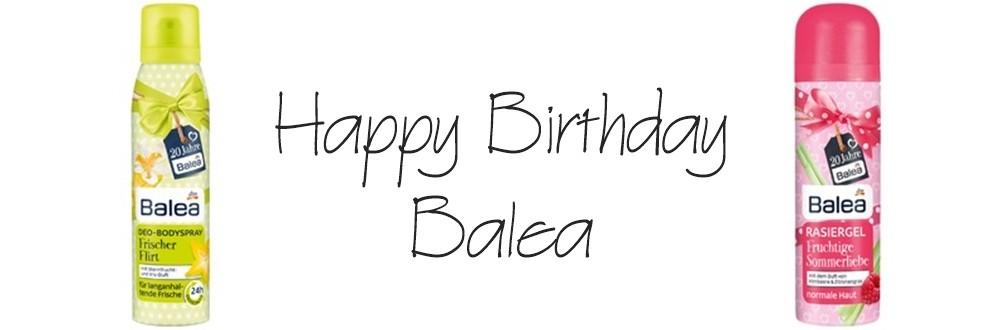 Balea liebt dich 20 Jahre 4