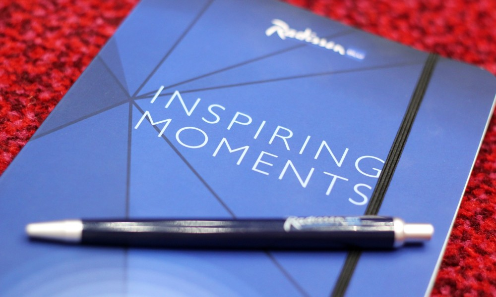 Inspiring Moments Radisson Blu