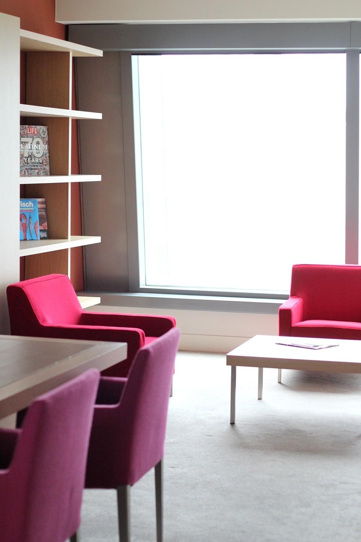 Radisson Blu Frankfurt Suite