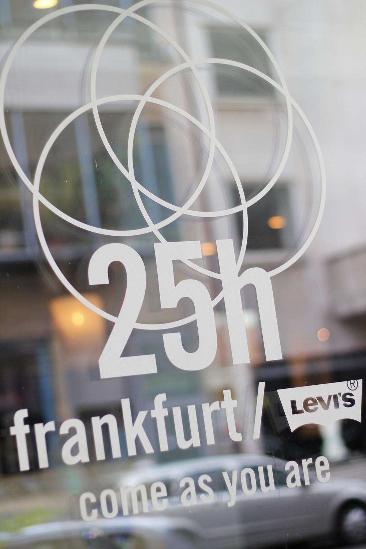 25 Hours Hotel Frankfurt