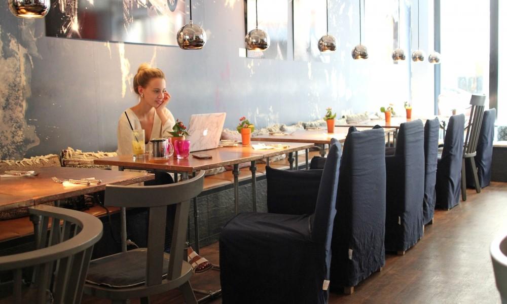 25 Hours Hotel IMA Restaurant