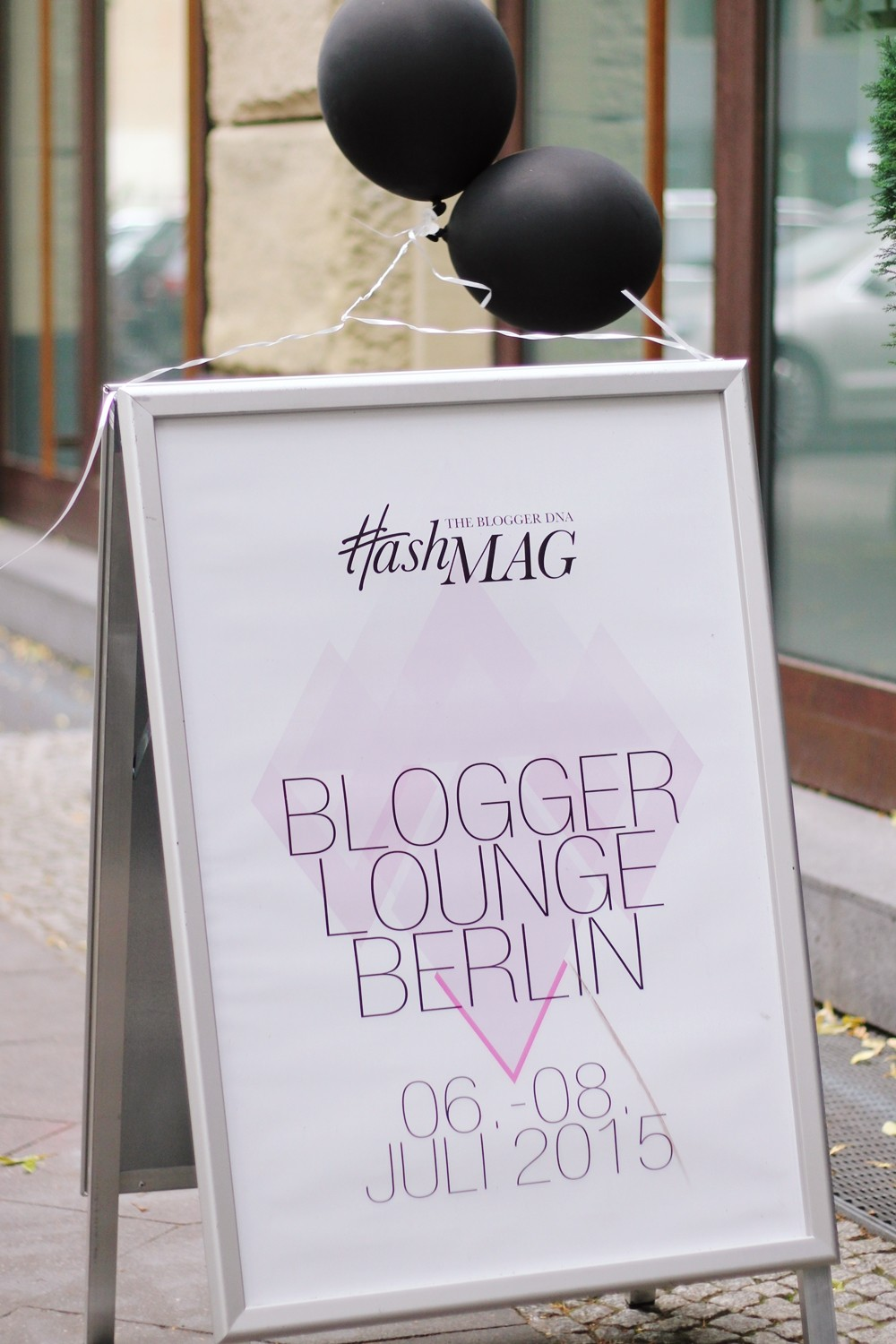 Hashmag Blogger Lounge Berlin