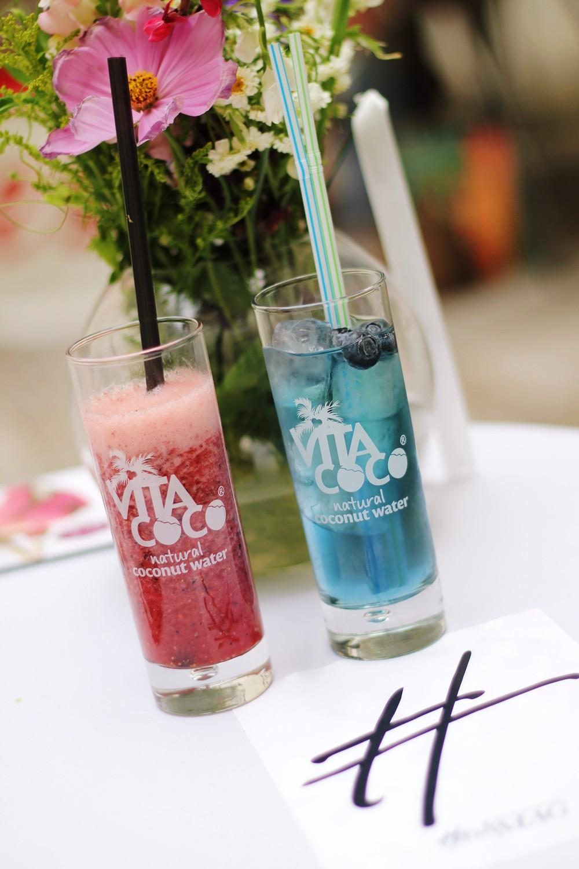 Hashmag Blogger Lounge Vita coco