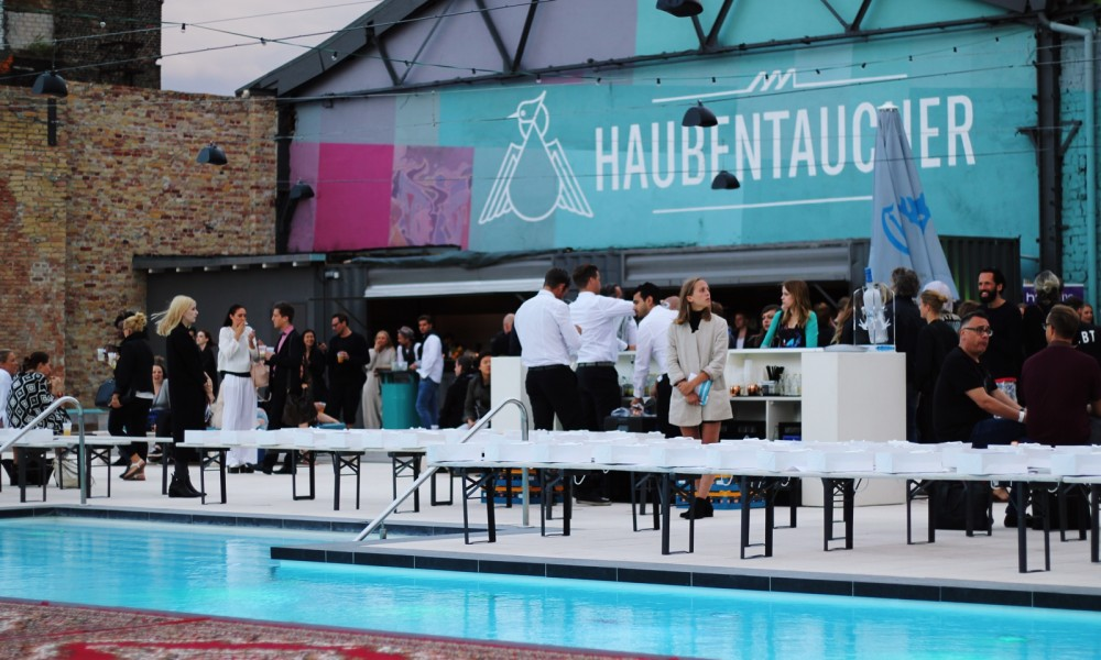 Holy Ghost Haubentaucher Berlin Fashion Week 2015 2