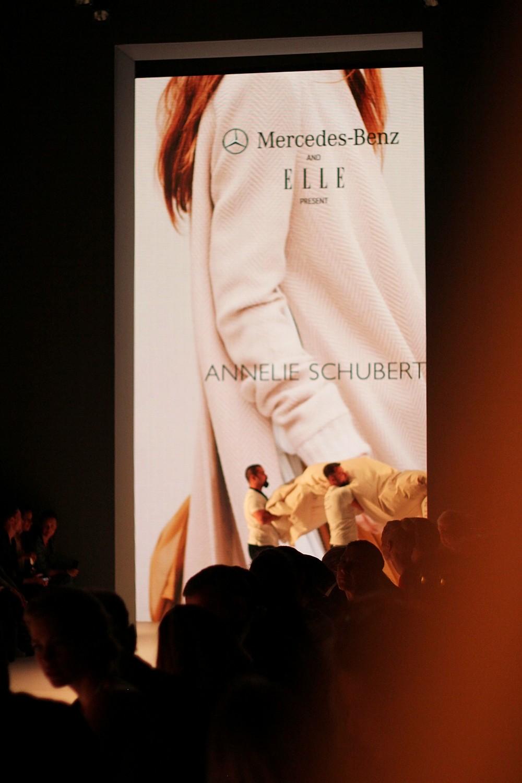 Mercedes Benz Fashion Week 2015 Annelie Schubert
