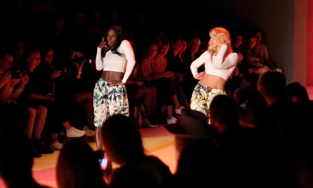 Mercedes Benz Fashion Week 2015 Barre Noire