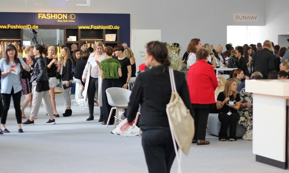 Mercedes Benz Fashion Week Zelt