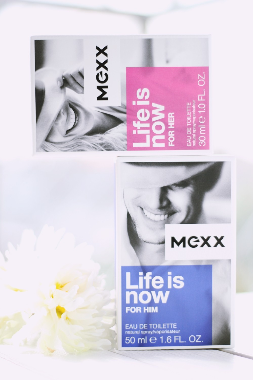 Mexx Parfum Life is now