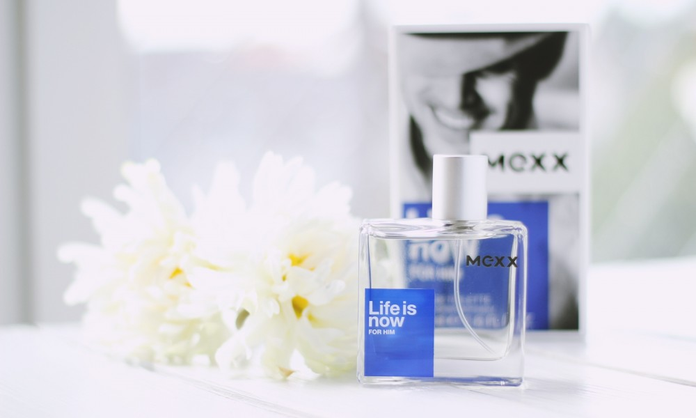 Mexx Parfum Life is now for him