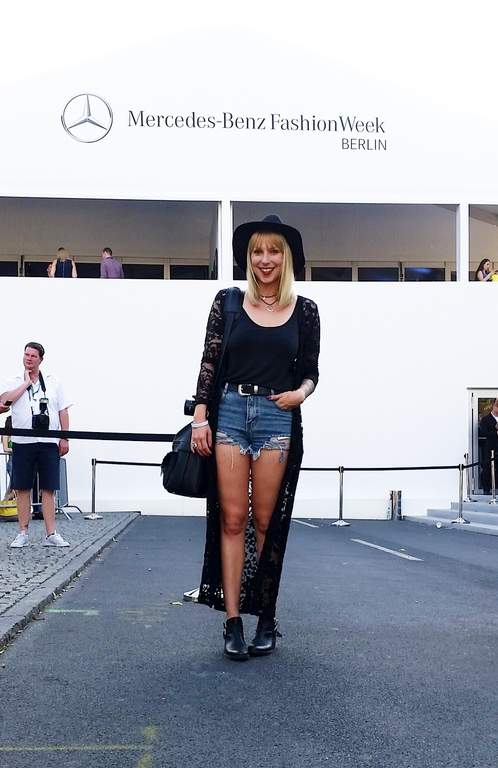 Outfit Fashion Week Berlin