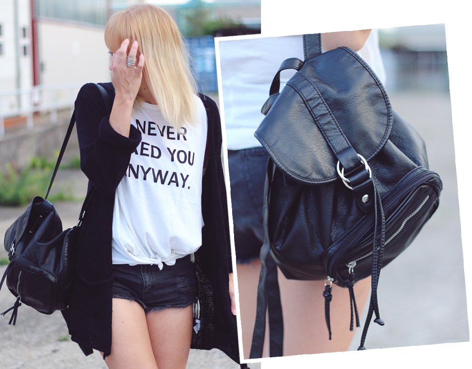 Outfit Never liked you High Waist Shirt 18