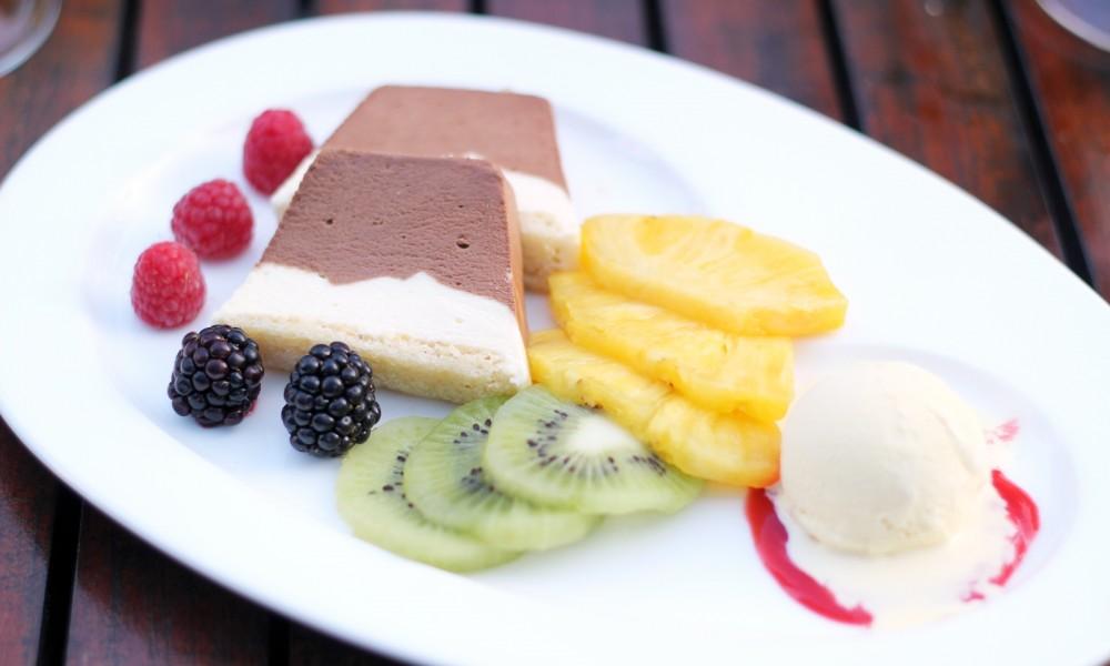 Radisson Blu Frankfurt Dessert Tag 2
