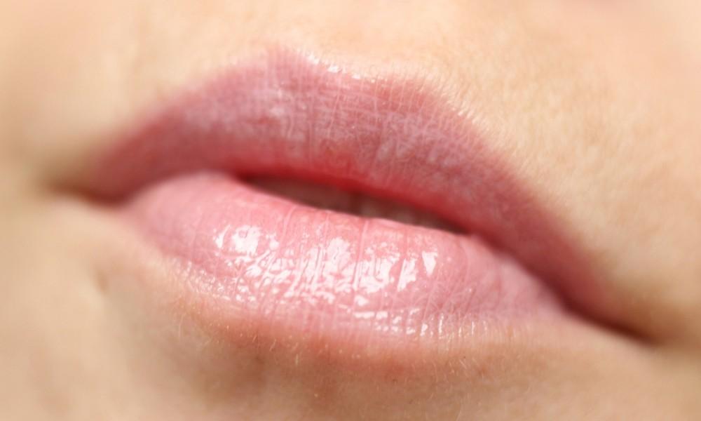 Catrice Beautyfying Lip Smoother Frozen Joghurt Swatch