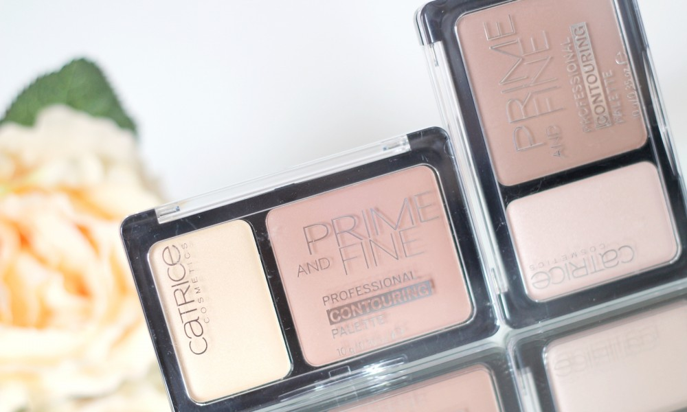 Catrice Prime and Fine Contouring Review
