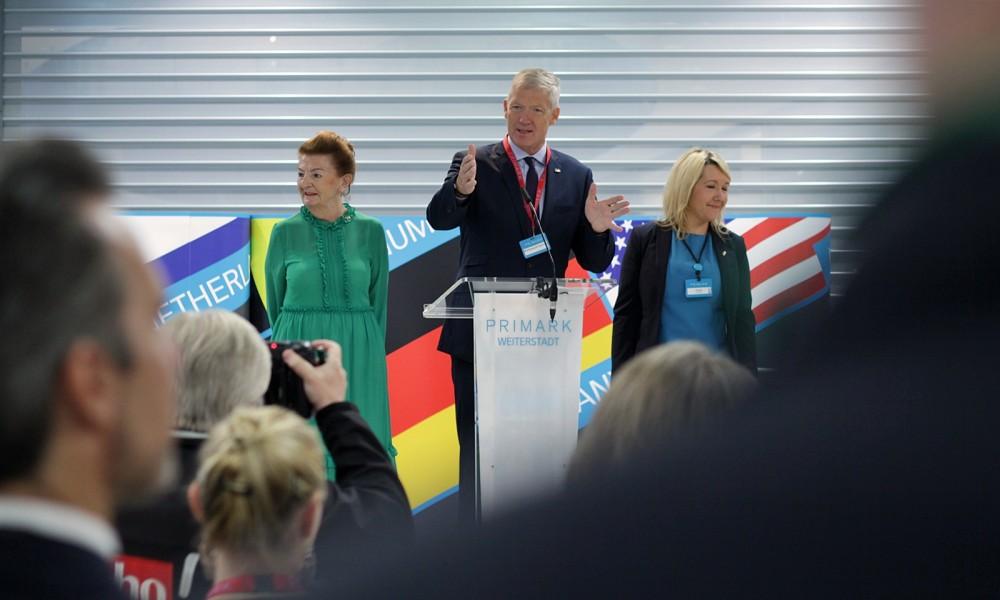 Eröffnung Primark Loop5 Weiterstadt