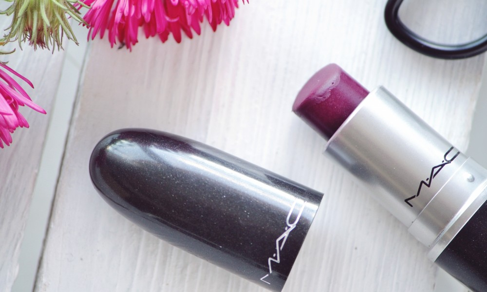 Holy Grails of beauty Mac Rebel Lippenstift