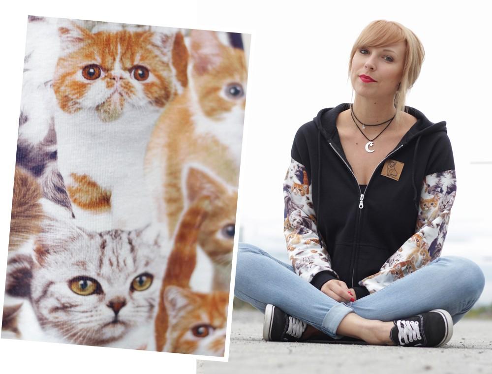 Katzenhoodie Weebit Vans Collage 3