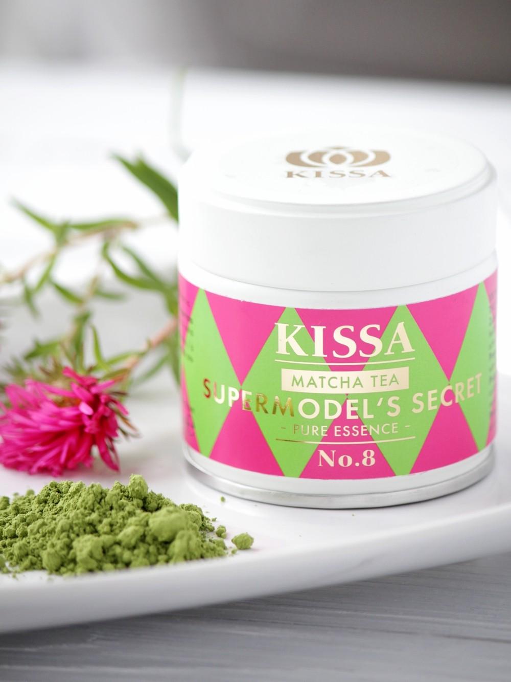 Kissa Matcha Tea Supermodels Secret 6
