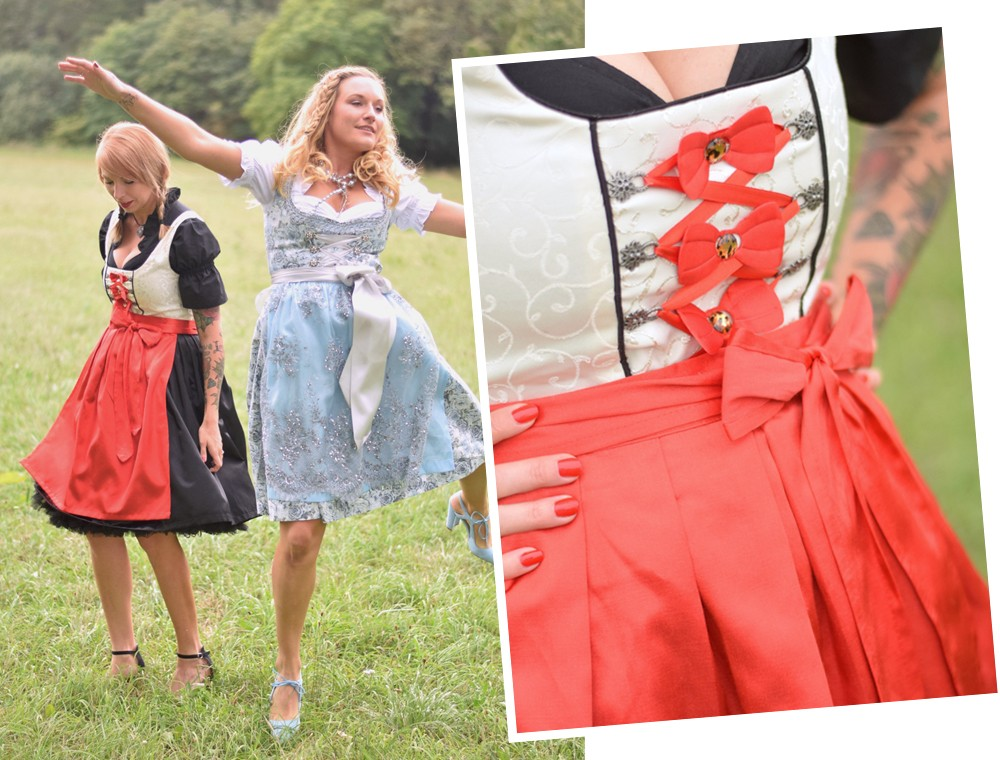 Lavie Deboite Fashionblogger Karlsruhe Dirndl 20
