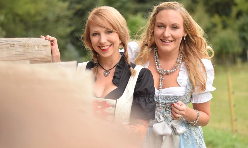 Lavie Deboite Fashionblogger Karlsruhe Dirndl 5