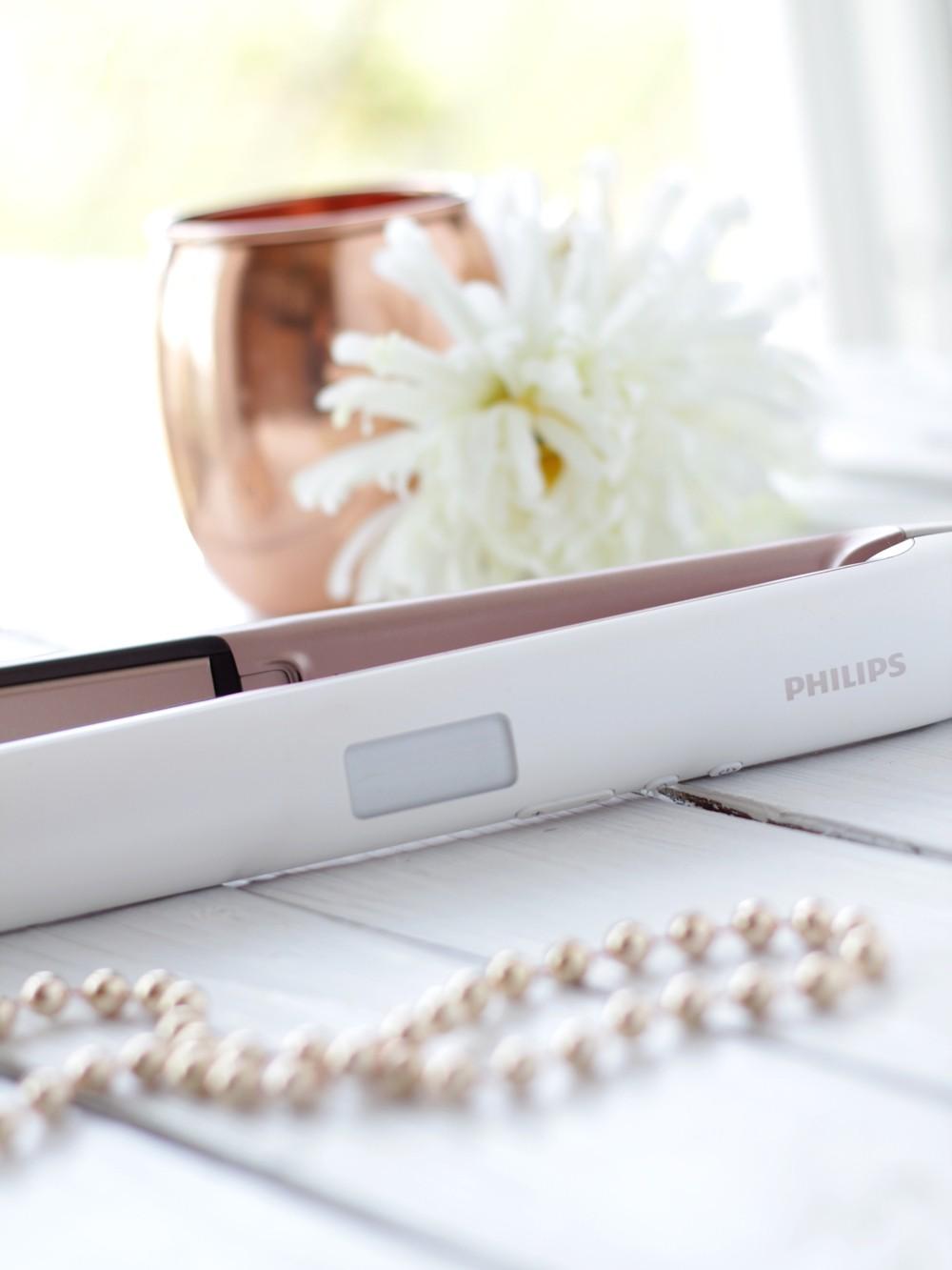 Philips Haarglätter Moisture Protect 3