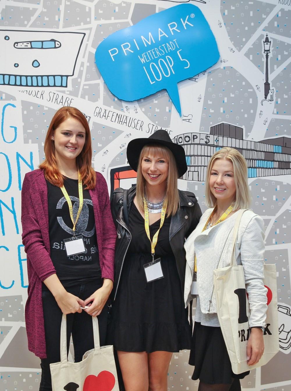 Primark Eröffnung Fashionblogger Gewinner Loop5 Weiterstadt