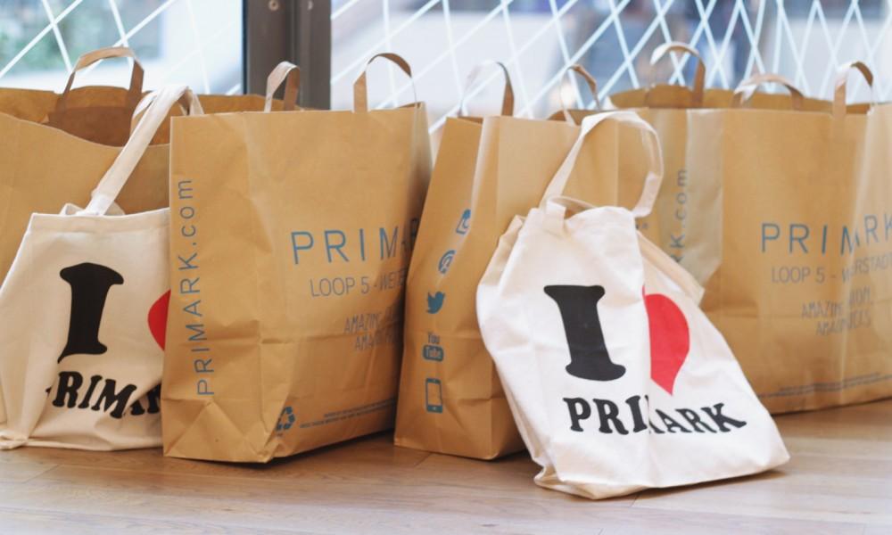 Shoppen bei Primark mit meinen Gewinnern