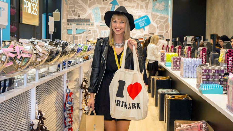 Shoppingtag bei Primark