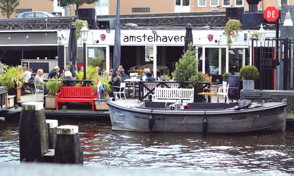 Amstelhaven Amsterdam