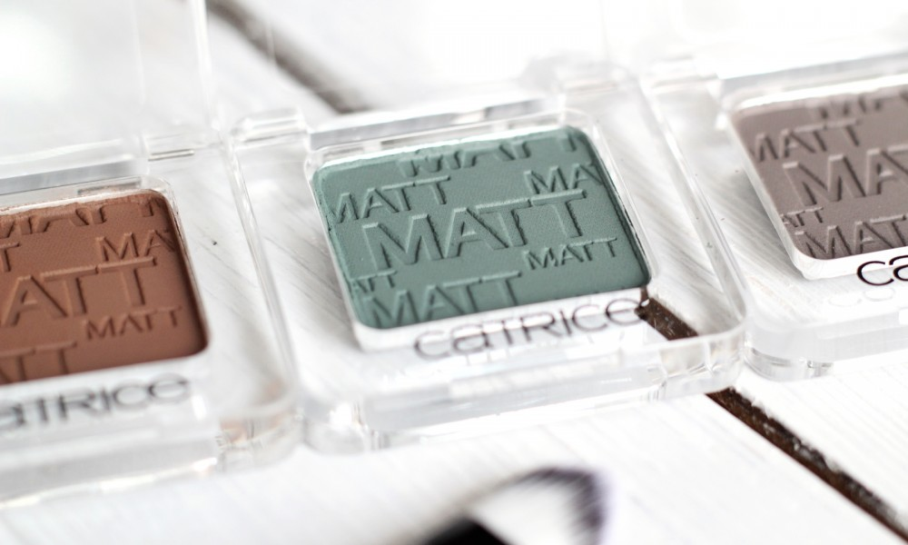 Catrice Absolute Eye Colour Matt 920 940 930