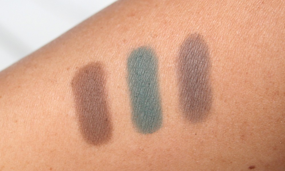 Catrice Absolute Eye Colour Matt 920 940 930 Swatch