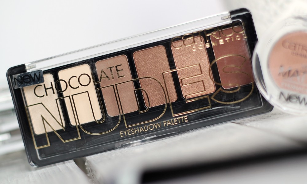 Catrice Chocolate Nudes Palette