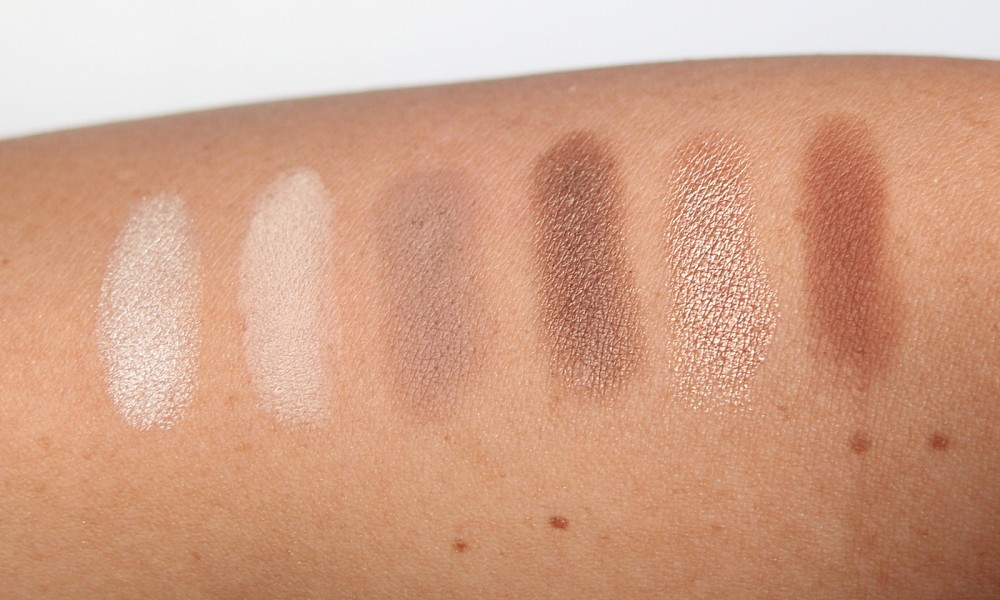 Catrice Chocolate Nudes Palette Swatch