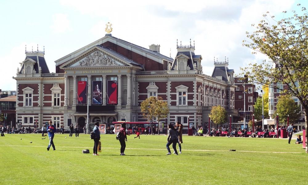 Concert Gebouw Amsterdam