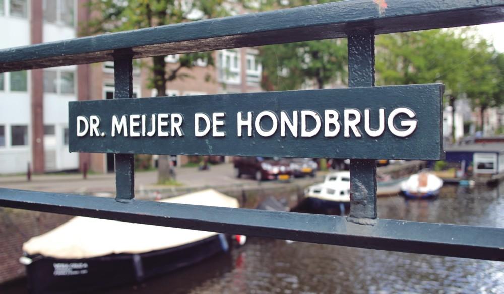 Dr Meijer de Hondburg Amsterdam