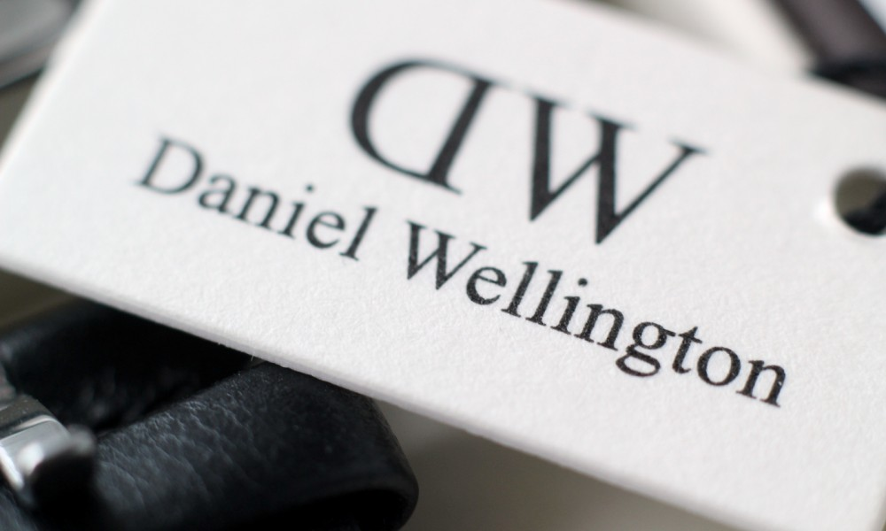 Fashionblogger Karlsruhe Daniel Wellington Uhr klassisch schwarz silber 3