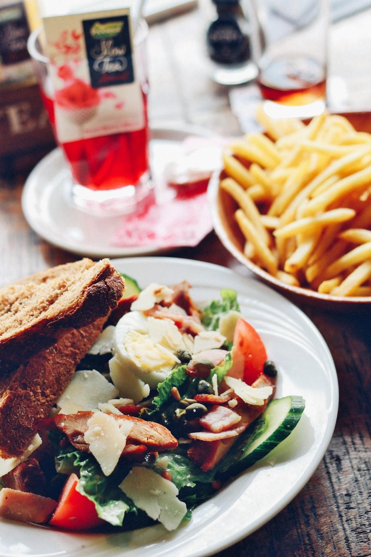 Salat im Amselhaven