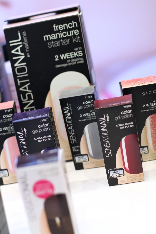 Sensationail Beautypress Frankfurt 2015