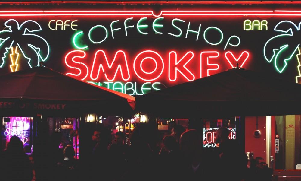 Smokeys Coffeeshop Amsterdam