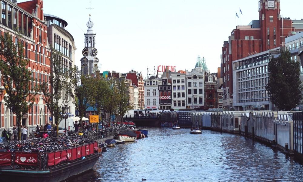 Wunderschönes Amsterdam