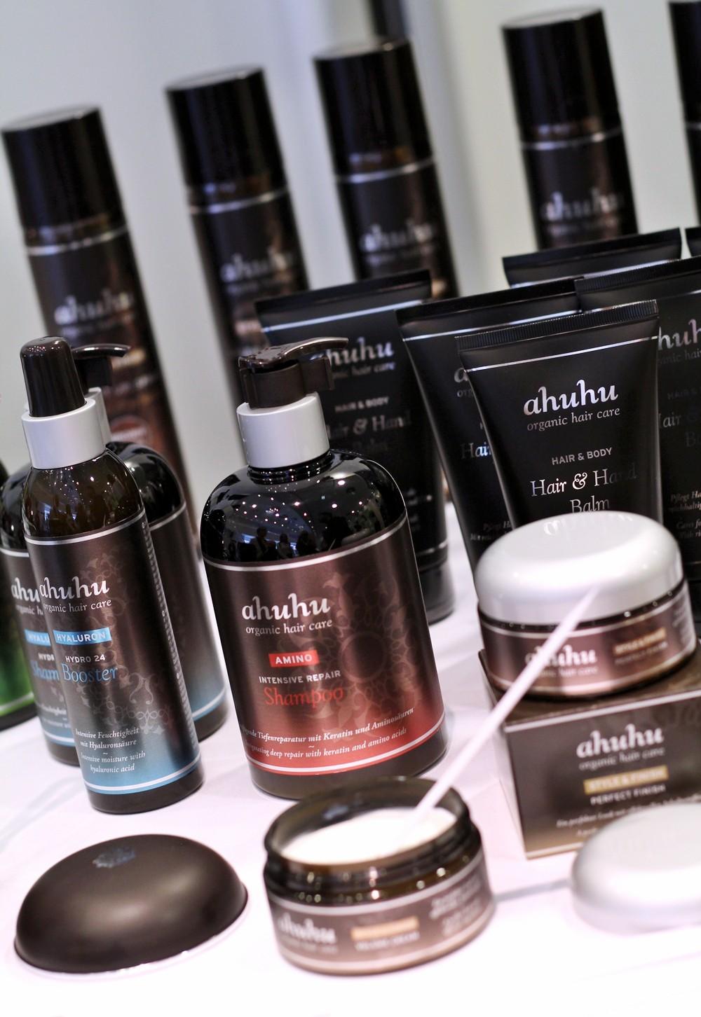 ahuhu Shampoo Booster Hair Balm Beautypress Frankfurt
