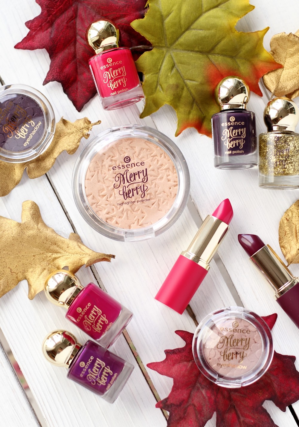 Essence Limited Edition Merry Berry 1