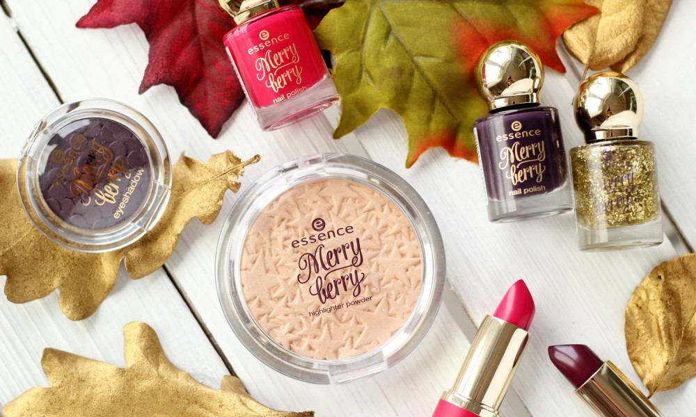 Essence Limited Edition Merry Berry 2