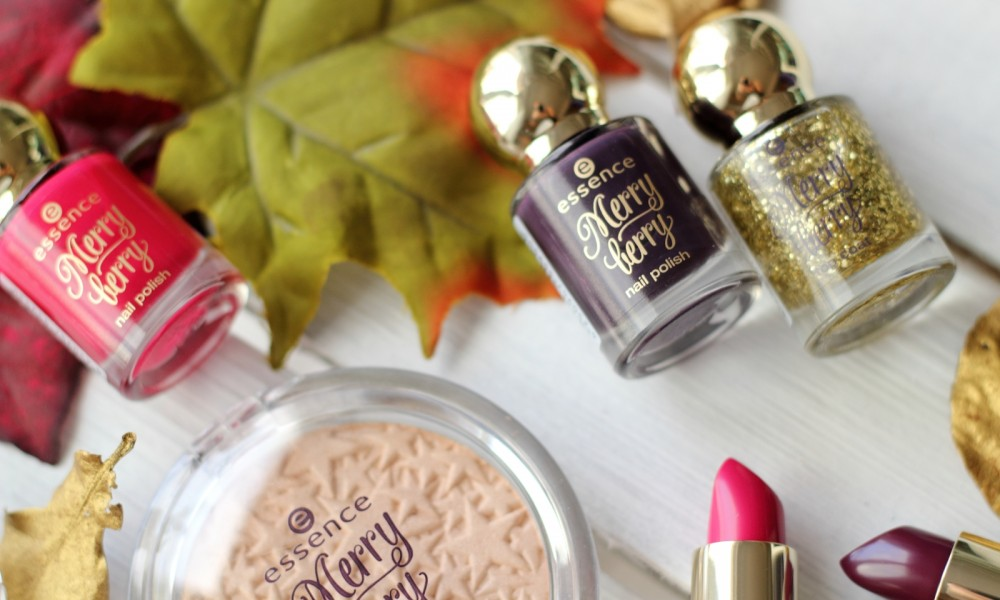 Essence Limited Edition Merry Berry 6