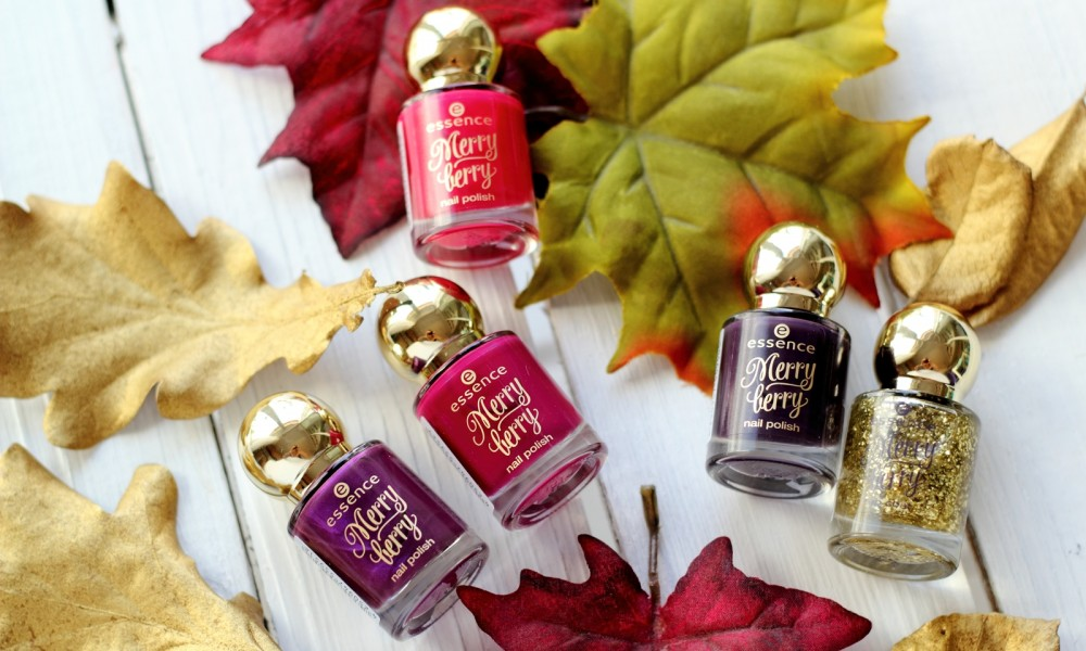 Essence Limited Edition Merry Berry 7